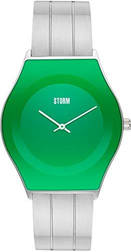 Storm London NEW ACTIVON LAZER GREEN 47409/LG Orologio da polso uomo