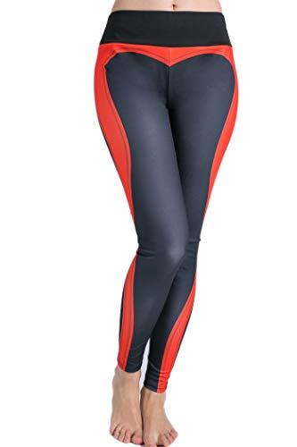 Rongjuyi Pantalones Entrenamiento Fitness Mujer Pantalones