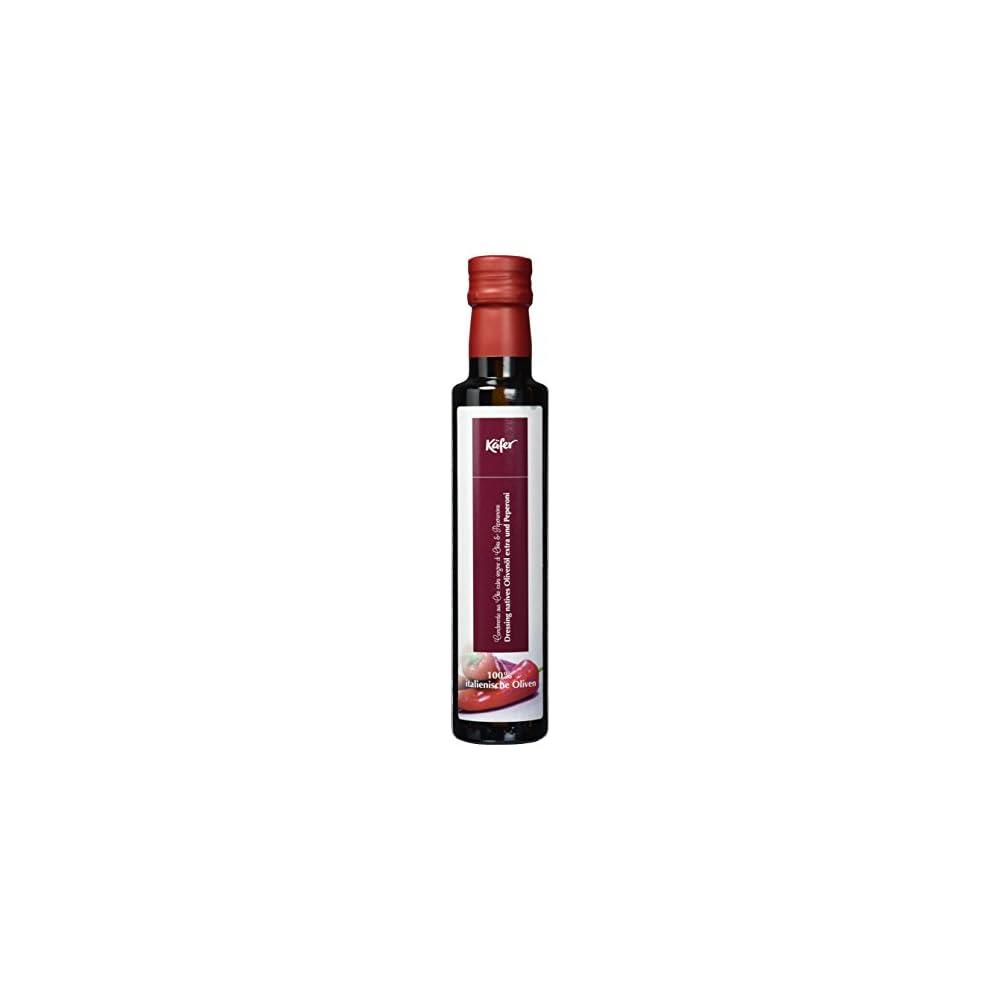 Feinkost Kfer Natives Olivenl Chili 2er Pack 2 X 250 Ml