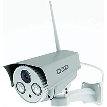 Buy D3D D8017 HD 720P Waterproof WiFi Home Security Camera Online at