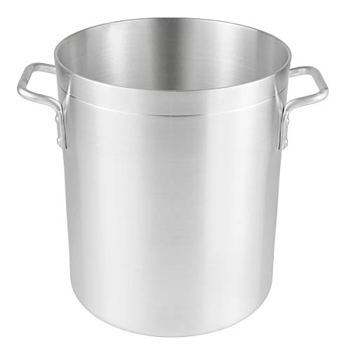 Update International (APT-16) 16 Qt Aluminum Stock Pot by Update International 16 Quart Aluminium Stock Pot