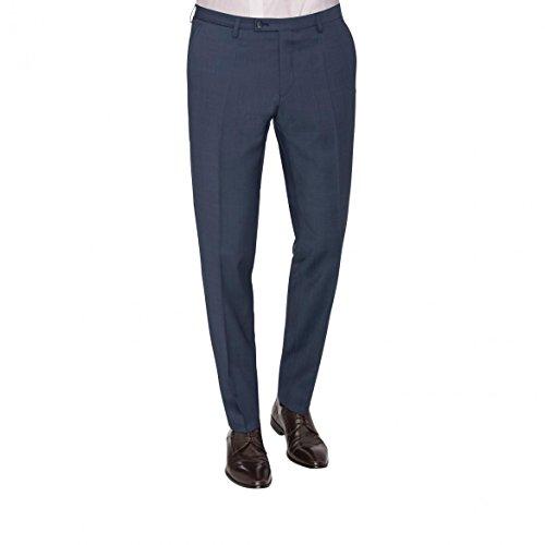 Michaelax-Fashion-Trade -  Abito  - Basic - Maniche lunghe  - Uomo Blau (62)