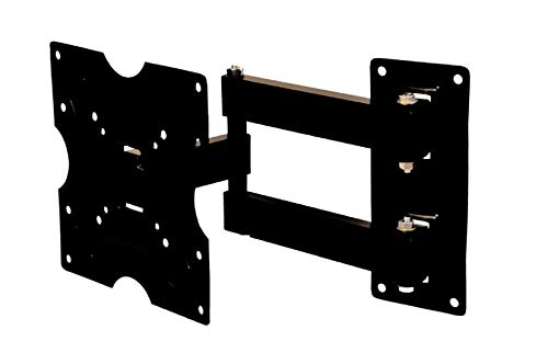 Nex Heavy Duty Wall & Ceiling Mounts for 14 to 42 inch LED/LCD TV/Monitor/Smart TV (Black)