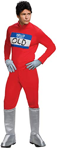 Zoolander 2 Derek Zoolander Costume Adult X-Large (Derek Zoolander Kostüm)