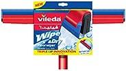 Vileda Wipe & Dry Floor Wiper with Stick