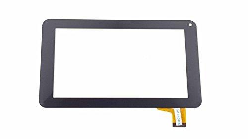 Schwarz Touchscreen Digitizer Glas komp. Mit RCA RCT6272W23 7 Inch (Rca Rct6272w23)