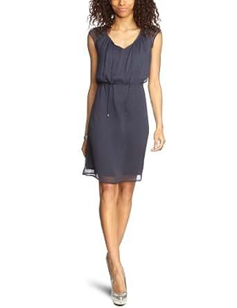 MEXX Damen Kleid (knielang) N1DSD011, Gr. 38 (M), Grau (091)