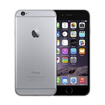 Apple iPhone 6-32 GB - Spacegrau (Generalüberholt)