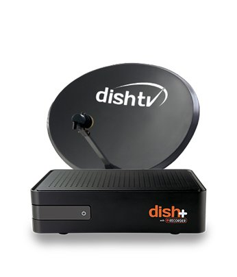 DishTV SD+ Connection (Free Recorder)- Tamil Pack (1 Month Platinum Sports Pack)