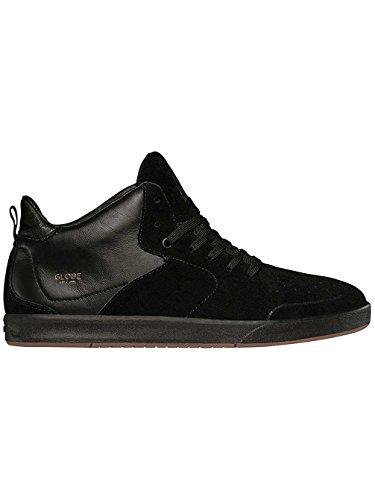 Globe Abyss Unisex-Erwachsene Sneakers Blackout