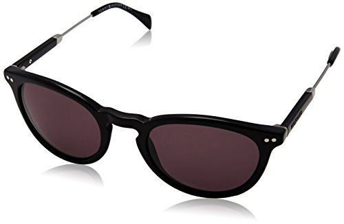 x-Erwachsene TH 1198/S 70 Sonnenbrille, Schwarz (Black Ruthenium), 51 (Tommy Hilfiger Sonnenbrille Männer)