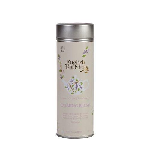 English Tea Shop - Calming Blend, BIO, 15 Pyramiden-Beutel in Dose