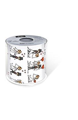 PAPER+DESIGN Toilettenpapier FSC Mix 200 Bl. Wedding day