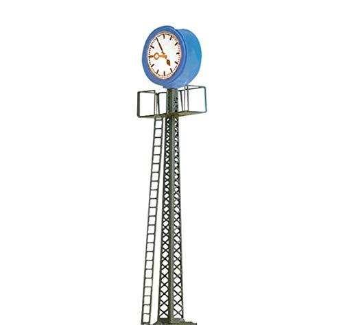 Brawa 4573 Uhr auf Mast mit Podest (Podest Uhr)