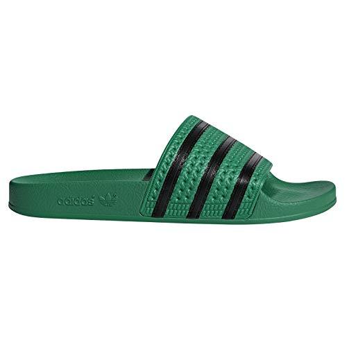 Adidas Adilette, Herren Pantoffeln, Mehrfarbig (Verfue/Negbás/Verfue 000), 44 1/2 EU (10 UK)