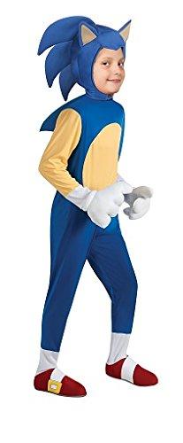 Sonic deluxe Kostüm für (Hedgehog Kind The Sonic Sonic Kostüme)