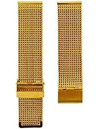 Montre  slow  - Affichage  bracelet Métal or et Cadran  slow band 22-33
