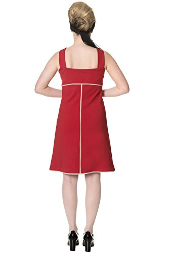 Dancing Days - Robe - Femme Rouge
