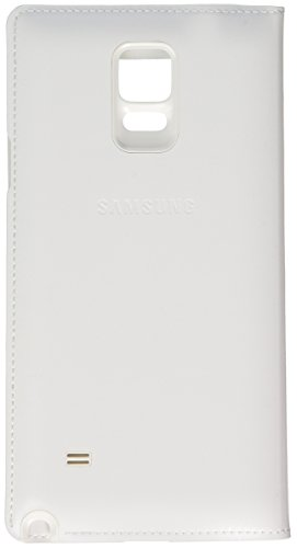 Samsung EF-CN910FT - Funda para Samsung Galaxy Note 4, color blanco