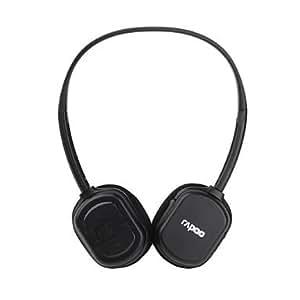Rapoo H1000 Wireless USB Headphones (Black)