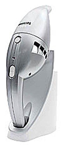 Aspirateur DAISY rechargeable blanc batterie de 3,6V - Dimensions L33,5 x H49 x P50,8 cm