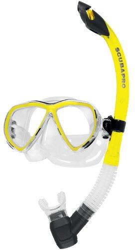 Scubapro CURRENTS COMBO Pro - Maske und Schnorchel Set -