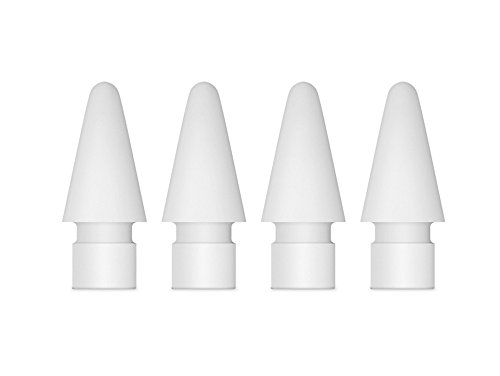 Del-spitze (Apple Pencil Spitzen - 4er Pack)