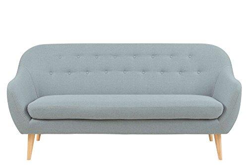 Sofa-Couch-Sofagarnitur-Polstergarnitur-Couchgarnitur-Stoffsofa-Sofacouch-Wohnzimmersofa-Stoffgarnitur-Stoff-hellgrau-Holzbeine