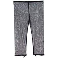 Garneck Pantalones de Mosquito Repelente Chaqueta de Insectos Trajes de Malla Ropa de Protección contra Insectos de Malla Bata Protectora para Pesca Senderismo Jardinería Talla XL