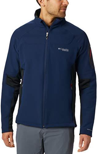Columbia Sportswear Herren Titan Ridge 2.0 Hybrid Jacke, Collegiate Navy, L
