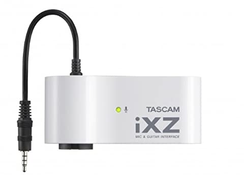 Tascam iXZ – Mic/Guitar Interface for
