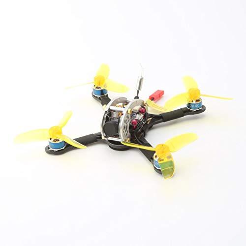 Ballylelly-Drohne mit Kamera LDARC Flyegg 130 V2 5.8G Brushless OSD Cam Mini FPV RC Racing Drone PNP von Ballylyly