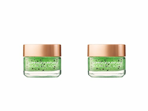 L'Oréal Paris Sucres de Soin Gommage Purifiant 50 ml - Lot de 2