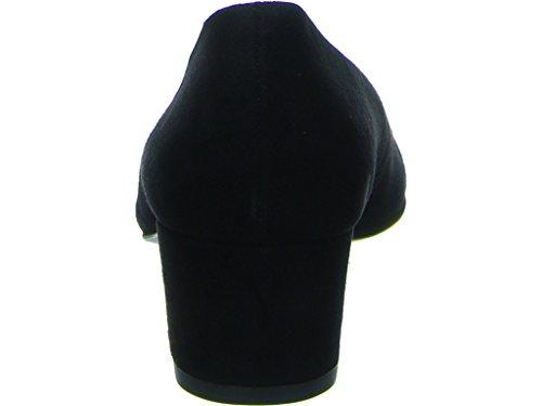 Paul Green 3449-029, Scarpe col tacco donna nero