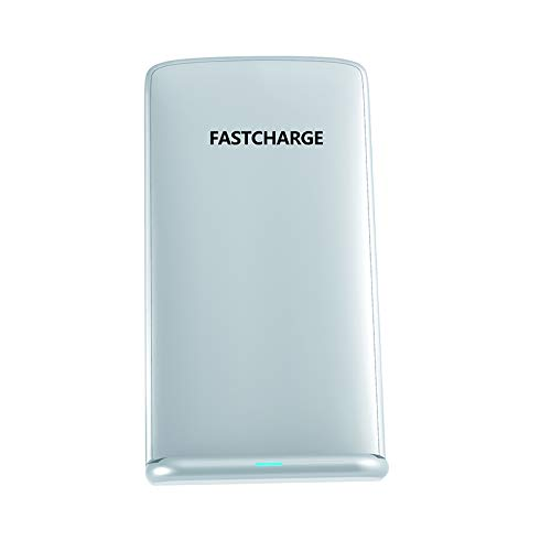 L&Z Fast Wireless Charger, Qi Ladegerät für iPhone XS/XS Max/XR/ X/ 8/8 Plus, kabelloses Induktive...