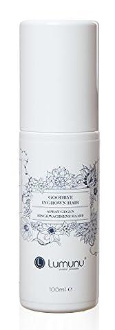 Deluxe Spray Goodbye Ingrown Hair (100ml), to prevent ingrown hair