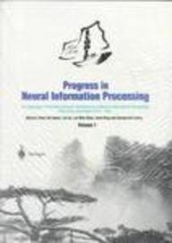 Progress in Neural Information Processing: Proceedings of the International Conference on Neural Information Processing, Hong Kong, September 24-27,1996