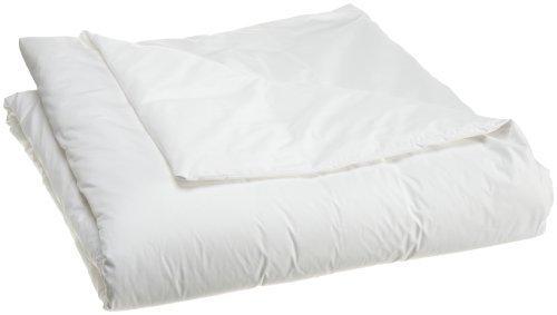 Allersoft Bettwanzen-, Staubmilben- und Allergiekontroll-Bettdeckenschutzumhüllung aus 100 Prozent Baumwolle, 140 x 200 cm (Prozent Baumwolle Bettwäsche 100)