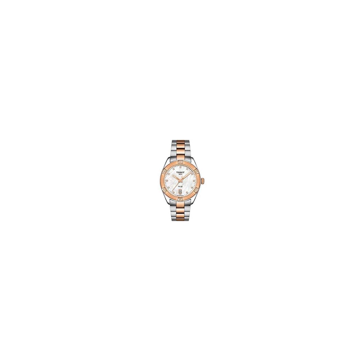 3175GWWrKWL. SS1200  - Tissot PR100 SPORT CHIC T101.910.22.116.00 Reloj de Pulsera para mujeres