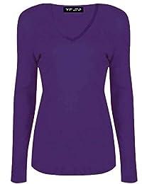 Damen Kurzärmlig Aufdruck T-Shirt Locker Einfarbig Rund Kurzärmelig T-Shirt