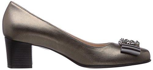 Diavolezza CLEO Damen Pumps Grau (Grey)