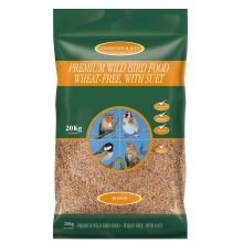 Johnston & Jeff Premium Wild Bird Mix 20kg WILP