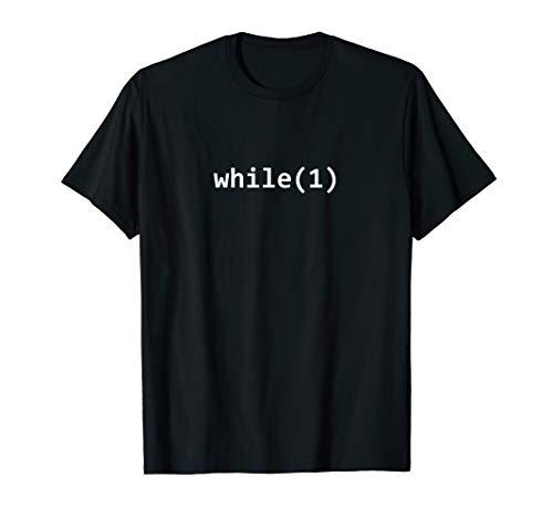 I'm Always right funny infinite loop geek programmer t-shirt
