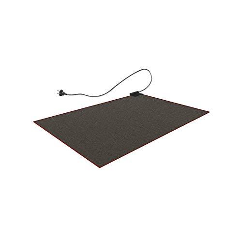 Heizung für unter den Teppich 100x140cm Unterteppichheizung mobile Fußbodenheizung