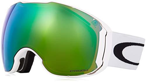 - Herren Schneebrille Oakley Airbrake Xl Polished White Goggle