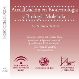 Descargar Libro Actualización en biotecnología y biología molecular (CD Cursos) de Antonio Gálvez Del Postigo Ruiz