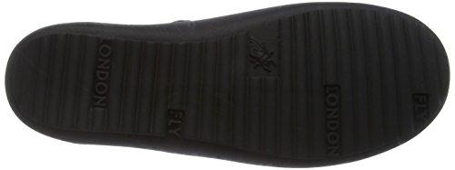 FLY London Mew245fly, Bottes Chelsea Homme Noir (Black/black 000)