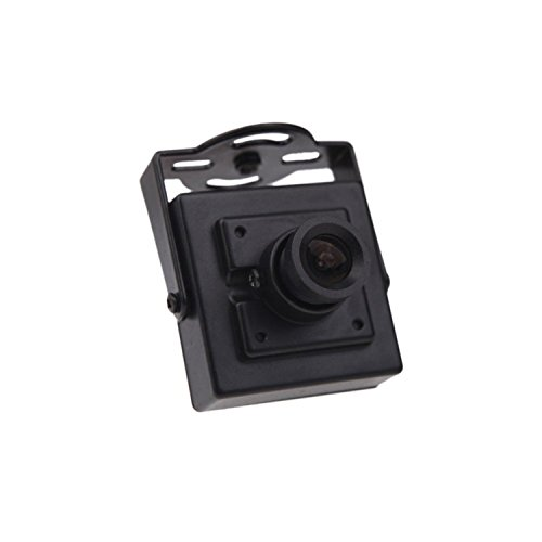 "LHI HD 700TVL 1/3 ""PAL 3.6mm MTV Brett-Objektiv Mini CCTV-Sicherheits-Video FPV Kamera"