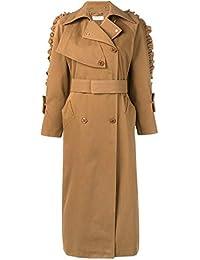 Max Mara Mujer 10111498000002 Marrón Algodon Trench Coat