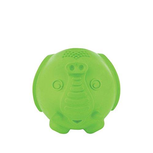 PetSafe Busy Buddy Hundespielzeug Elephunk S, befüllbarer Snackball, Zahnpflege für Hunde, für kleine Hunde